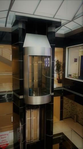 مصعد في السويداء
